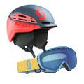 Лыжное снаряжение и защита