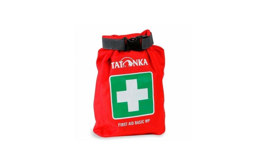 Аптечка укомплектованная Tatonka FIRST AID BASIC WATERPROOF