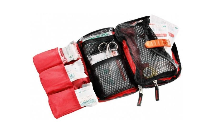 Аптечка Deuter FIRST AID KID содержимое
