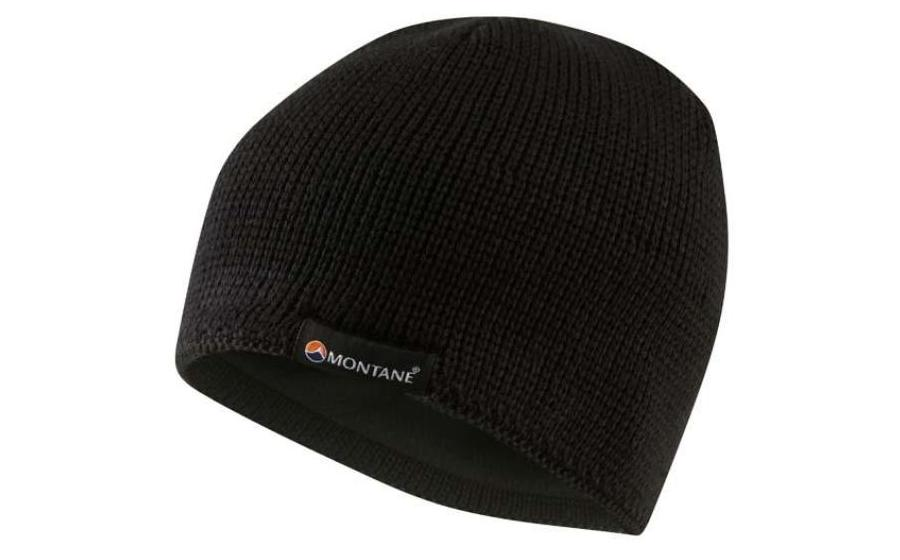 Шапка Montane RESOLUTE BEANIE black