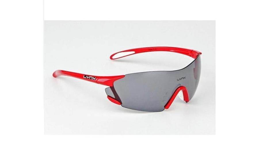 Велосипедные очки Lynx DALLAS R shiny red