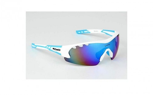 Велосипедные очки Lynx DETROIT W shiny white