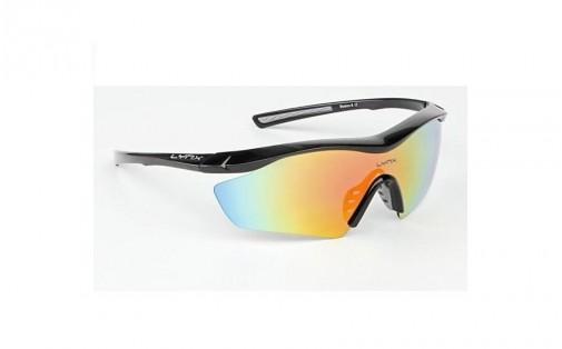 Велосипедные очки Lynx BOSTON B shiny black