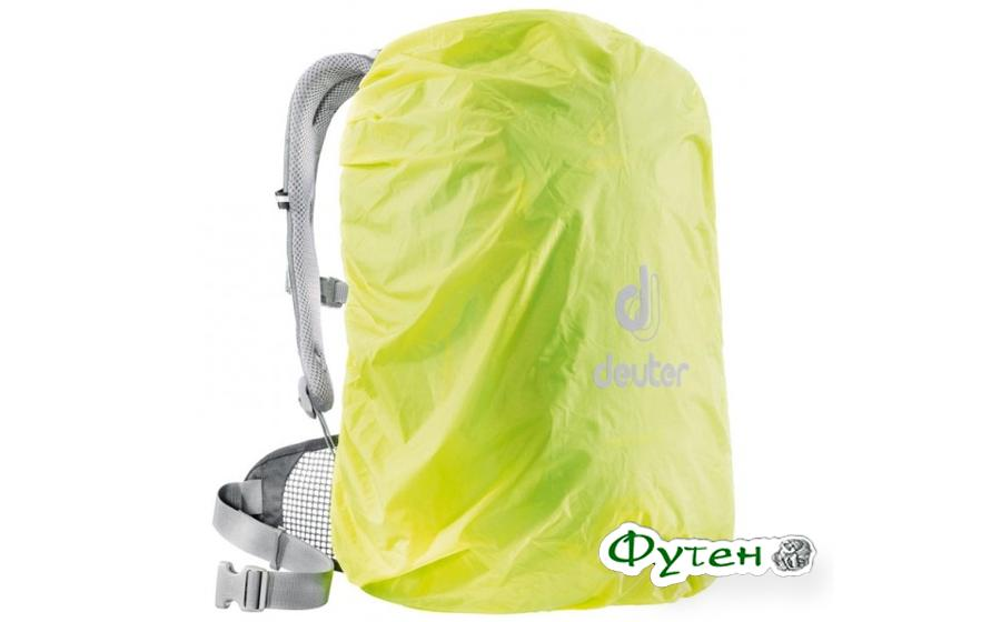 Велосипедный рюкзак Deuter GIGA BIKE чехол от дождя