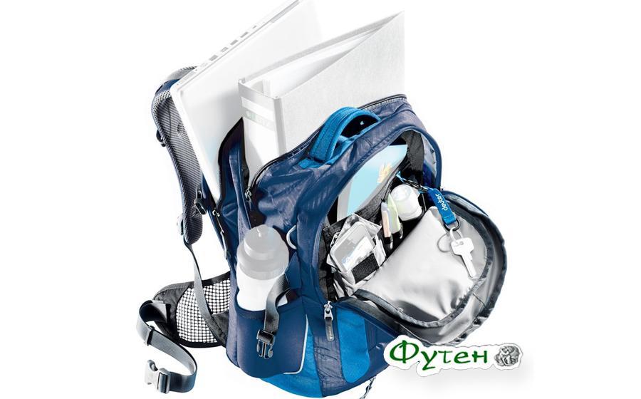 Велосипедный рюкзак Deuter GIGA BIKE основное отделение