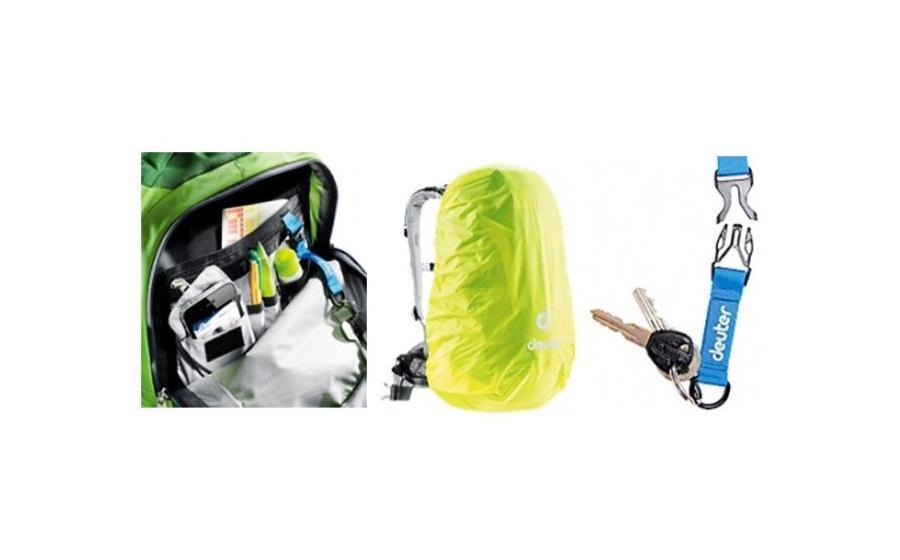 Велосипедный рюкзак Deuter GIGA BIKE особенности
