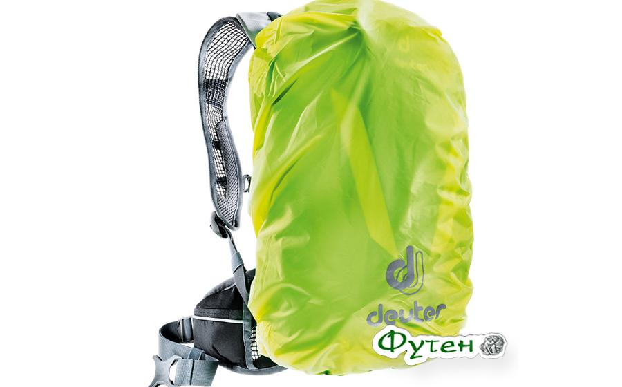 Велорюкзак Deuter RACE EXP AIR чехол от дождя