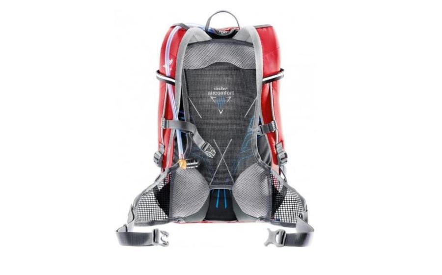 Рюкзак Deuter CROSS AIR 20 EXP спина