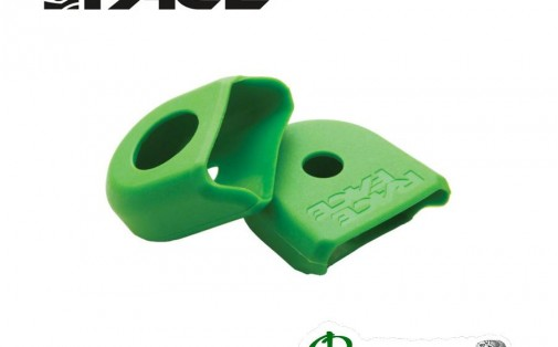 Race Face CRANKS BOOT 2 PACK green