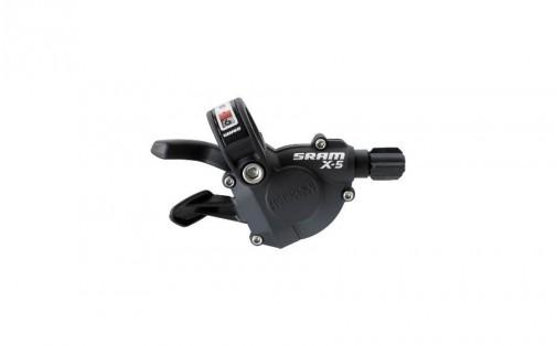 Манетки велосипедные SRAM X-5 TRIGGER 3x9