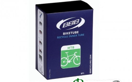 КАМЕРА велосипедная bbb BTI-68 27.5*2,10/2.35 F/V 48 мм