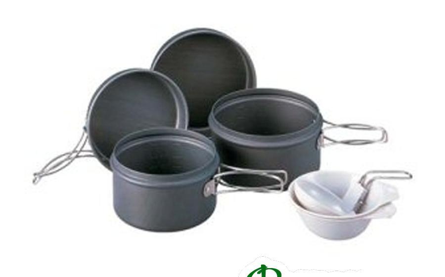 Набор посуды Kovea SOLO 1-2 COOKWARE