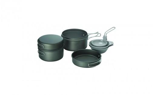 Набор туристической посуды Kovea SOLO 1-2 COOKWARE