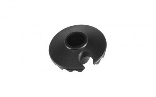 Корзинка для палок Leki Racing/TREKKING BASCET with thread black
