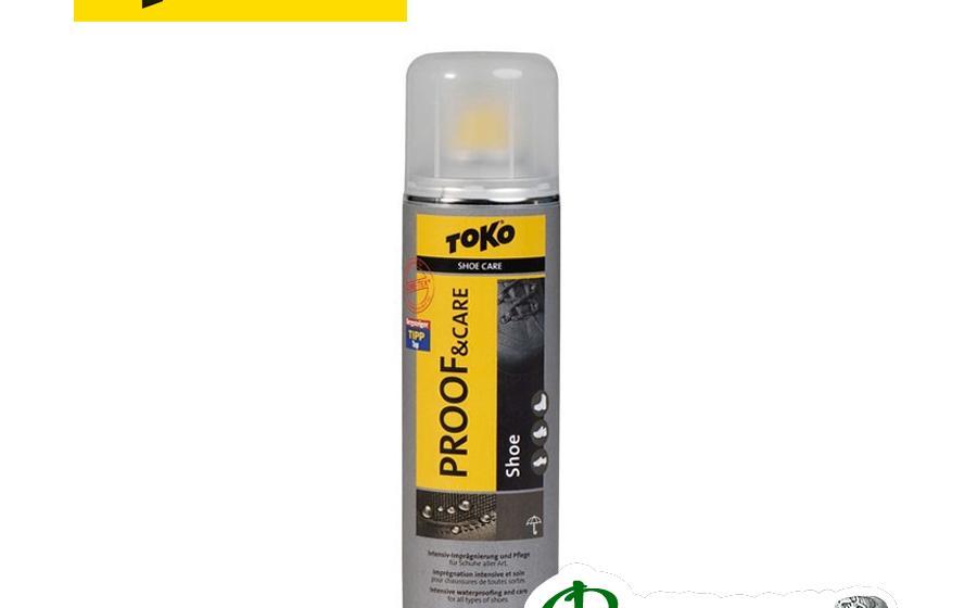 Пропитка для обуви TOKO Shoe Proof & Care 250 ml