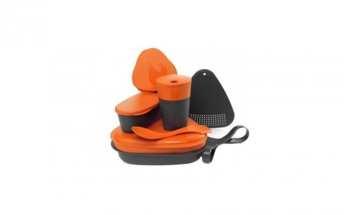 Набор посуды Light my fire MEALKIT 2.0 pin-pack orange