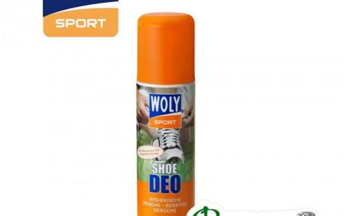 Дезодорант для обуви WOLY SPORT