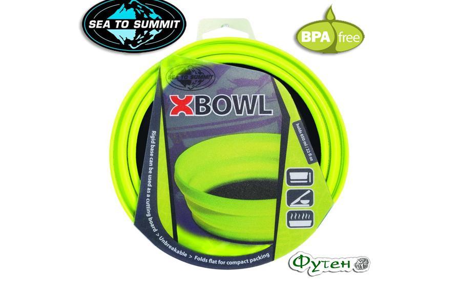 Миска складная Sea to Summit XL-BOWL black 1150 ml