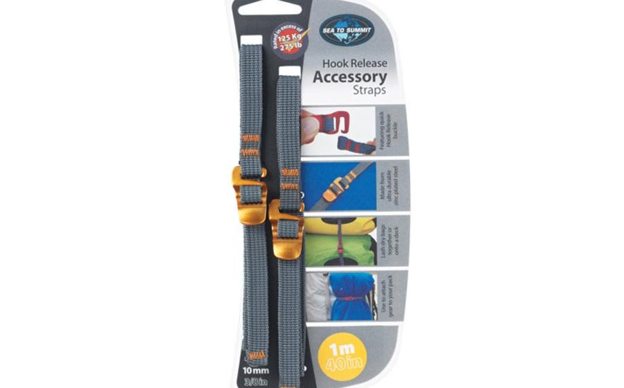 ремни Sea to Summit ACCESSORY STRAP WITH HOOK 10 mm-1M