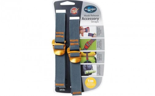 Стяжные ремни Sea to Summit ACCESSORY STRAP WITH HOOK 20 мм