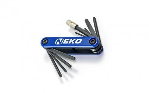 Мультитул велосипедный NEKO NKT-08