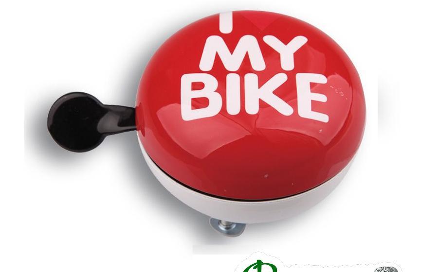 Green Cycle I love my bike GCB-1058S