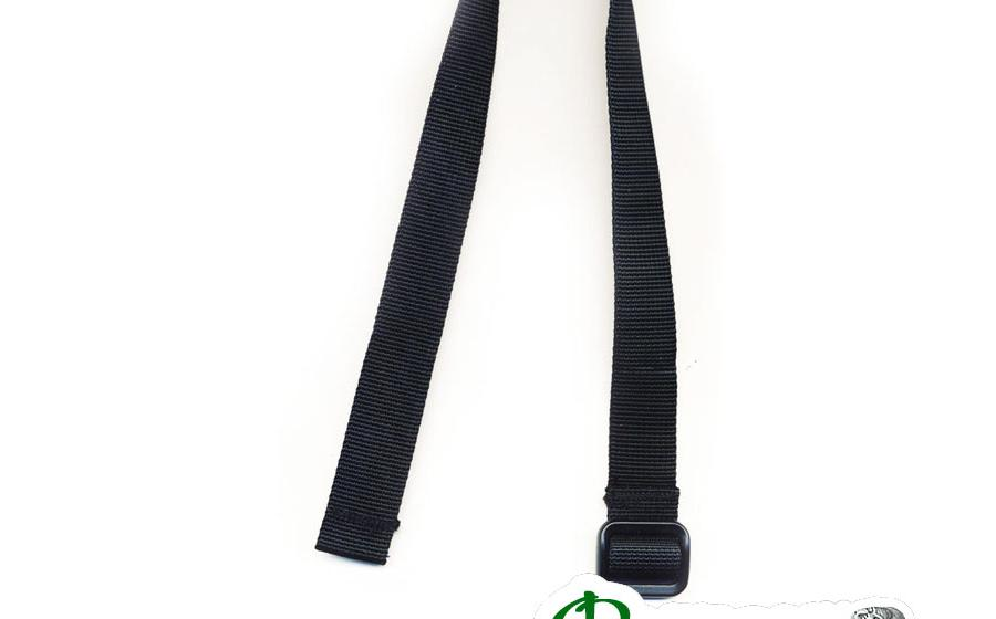 Стропа Deuter EXTENSION STRAP black 40 см