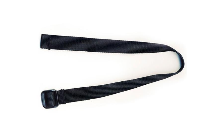 Стропа для бічних стяжок рюкзака Deuter EXTENSION STRAP black 40