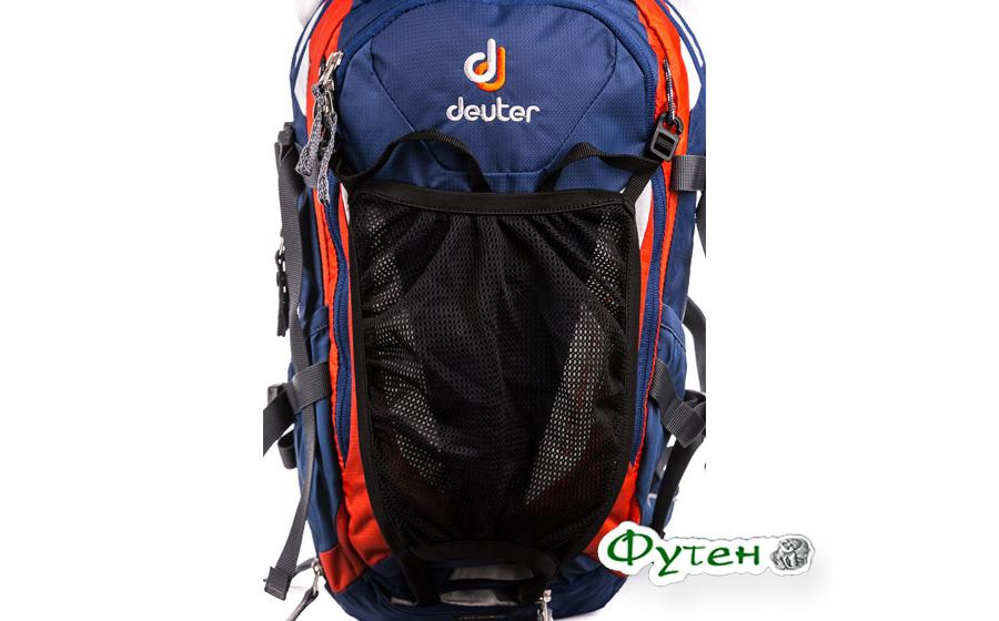 Велорюкзак мужской Deuter COMPACT EXP 16 black-granite