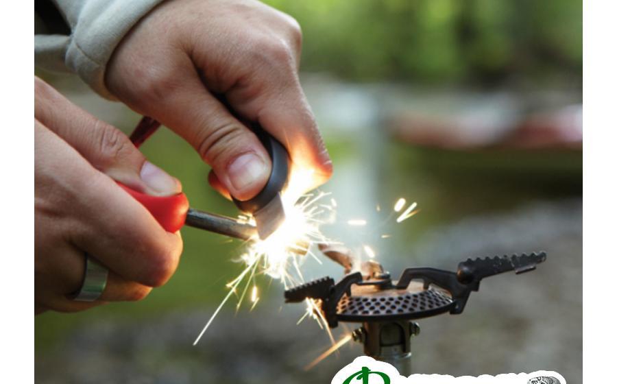 Огниво Light my fire SWEDISH FIRESTEEL 2,0 ARMY pin-pack