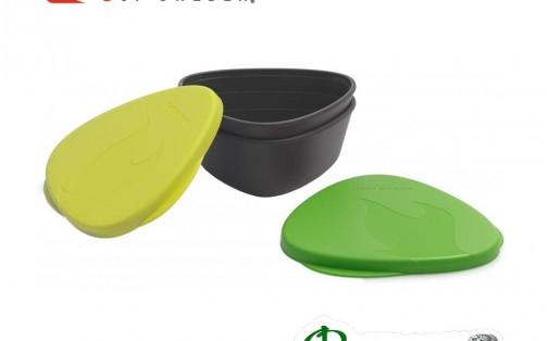 Набор посуды Light my fire SNAPBOX 2-pack lime/green