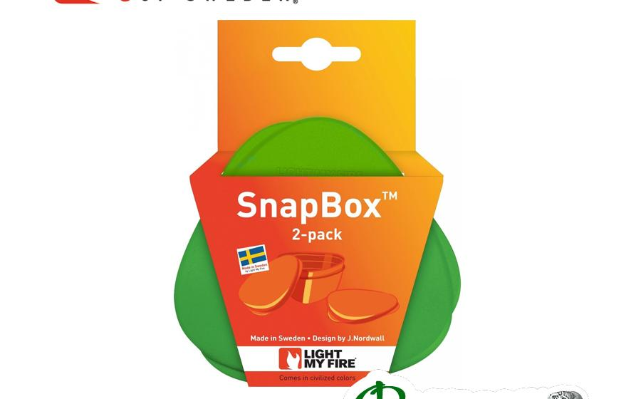 Набор посуды контейнеров Light my fire SNAPBOX 2-pack