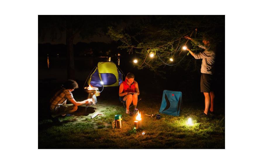 Кемпинговые фонари Biolite
