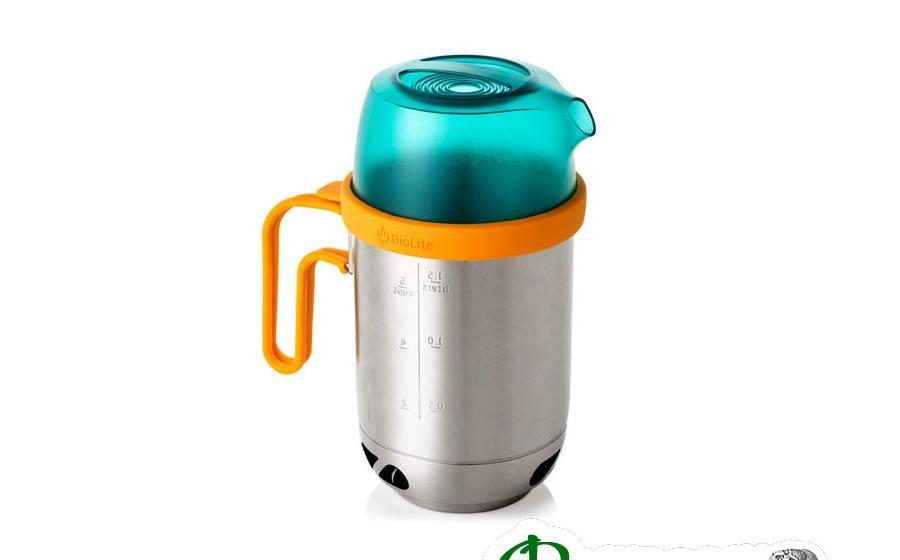Чайник с зарядкой Biolite KETTLE POT