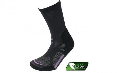 Треккинговые носки женские Lorpen T3LW Women's LIGHT HIKER anthr