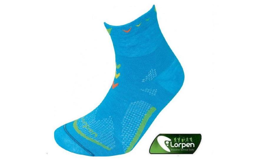 Носки Lorpen X3UW TRAIL RUNNING ULTRALIGHT turquoise