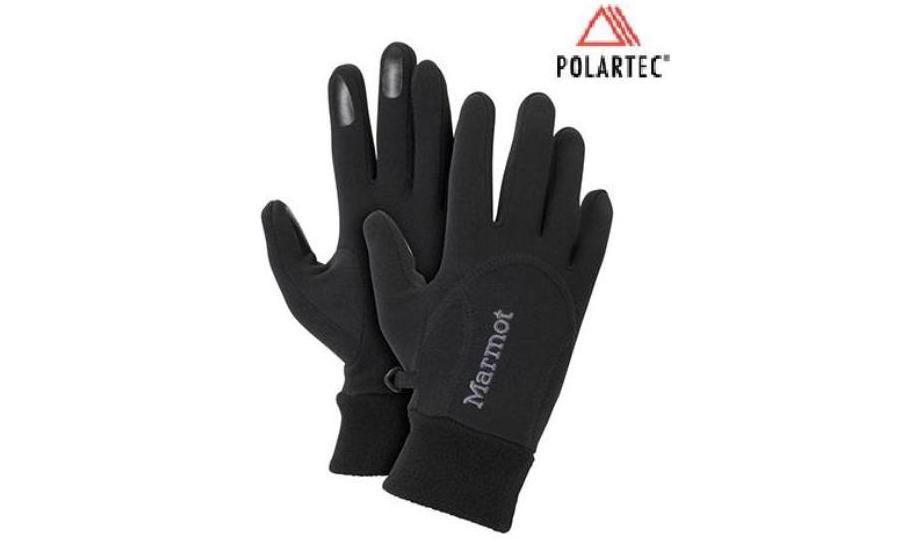 Перчатки Marmot POWER STRETCH GLOVE black