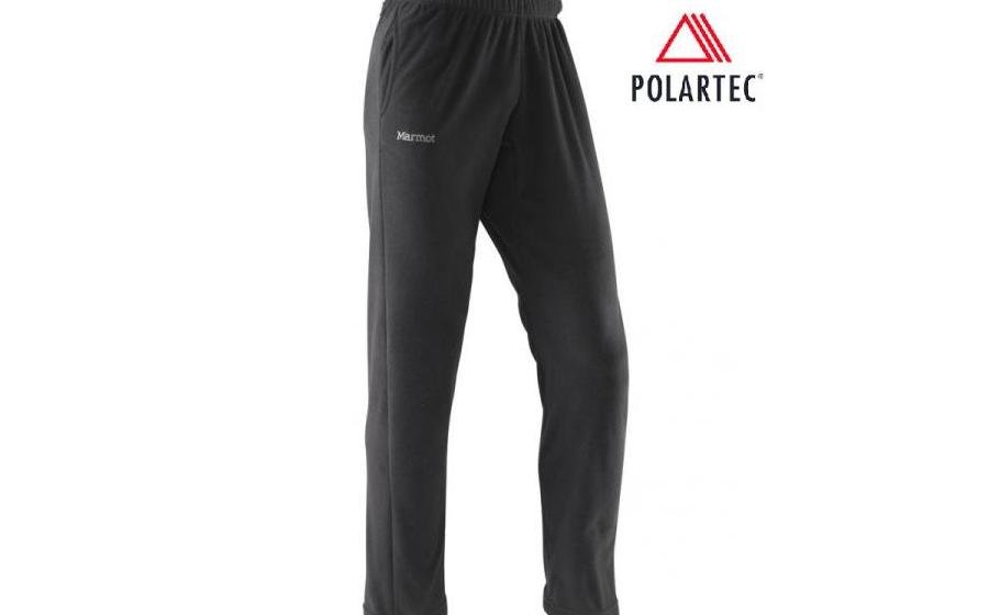 Флисовые штаны Marmot Polartec REACTOR PANT black