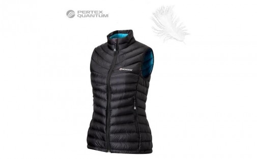 Пуховой жилет Montane Featherlite Down Vest