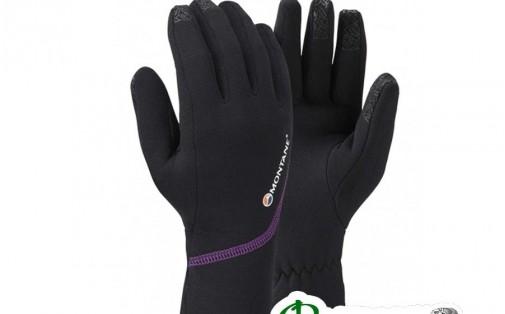 перчатки Montane FEM POWER STRETCH PRO GLOVE