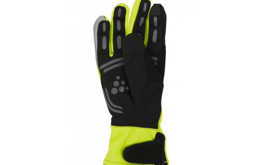 Теплые перчатки Craft SIBERIAN GLOVE flumino