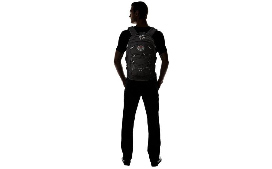 Мужской рюкзак Osprey QUASAR 28 black