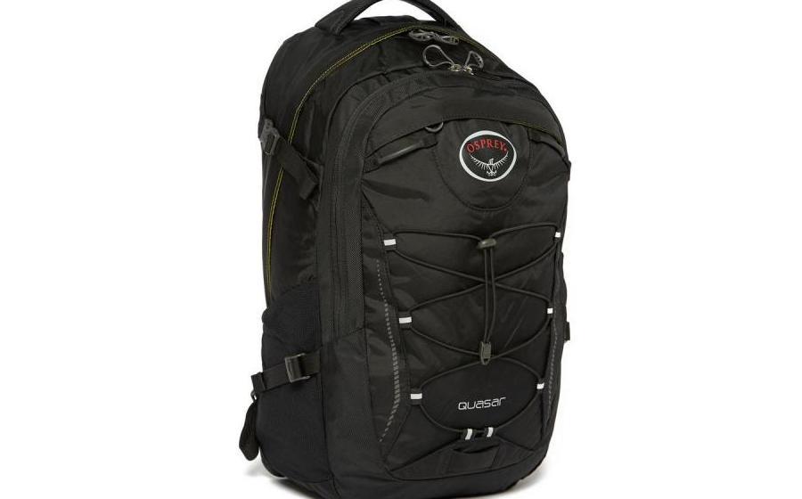 Городской рюкзак Osprey QUASAR 28 black