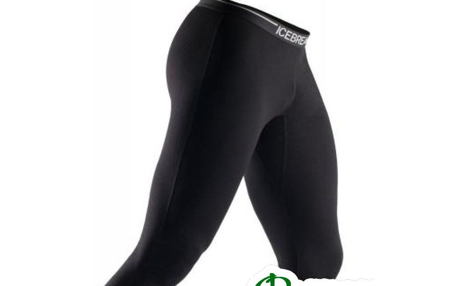 Термобелье мужское термоштаны 3/4 Icebreaker OASIS LEGGINGS MEN