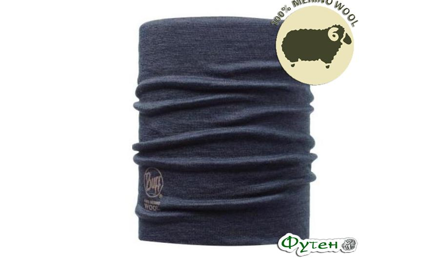 Повязка шарф Buff WOOL NECKWARMER BERG