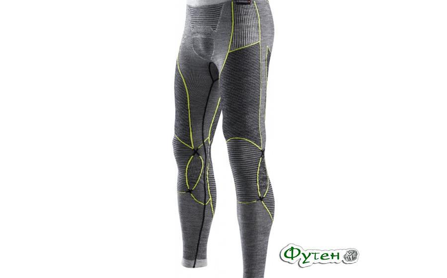 Термоштаны мужские X-BIONIC Apani MAN Pants Long black/gray/yel