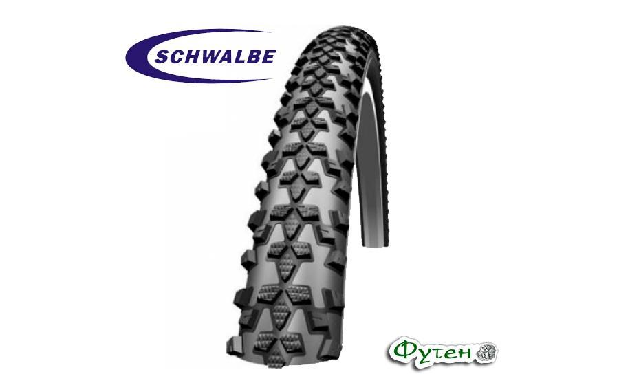 ПОКРЫШКА велосипедная Schwalbe SMART SAM 27.5x2.25