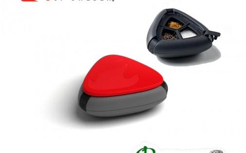 Емкость для специй Light my fire SALT&PEPPER PLUS pin-pack r