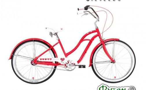 Велосипед круизер женский FELT CRUISER LUV