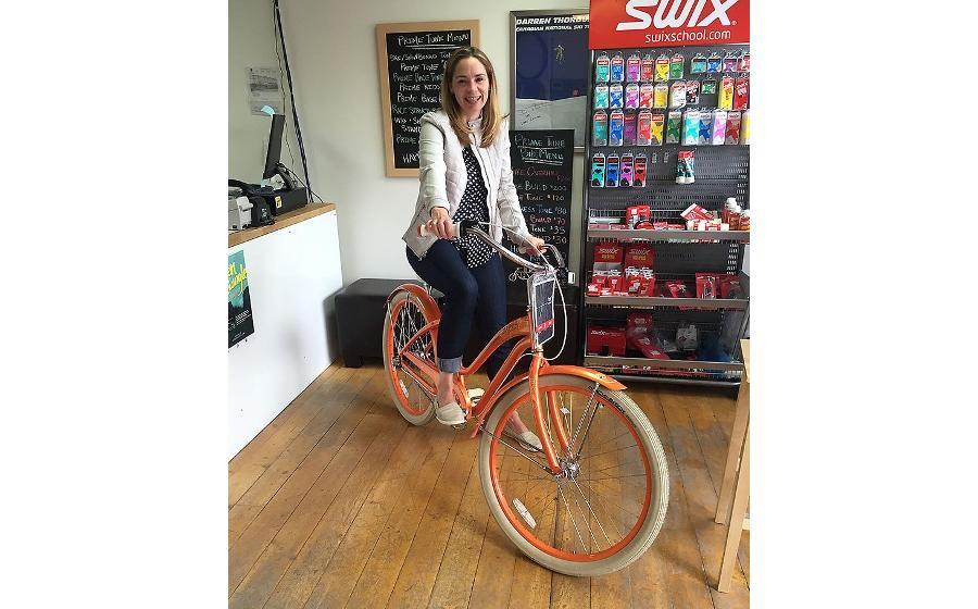 Женский велосипед FELT CRUISER CLAIRE